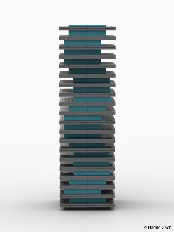 Tower Layers A