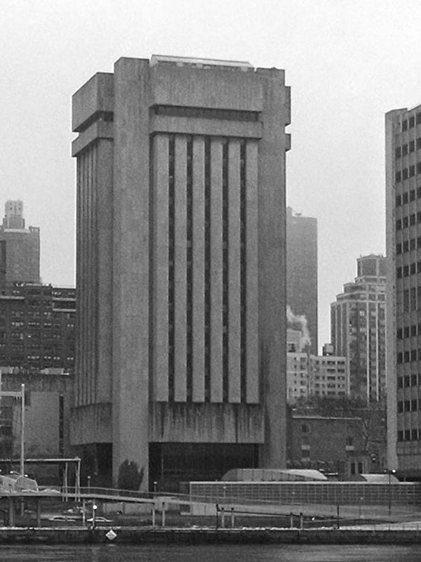 Weiss Science Tower, N.Y.